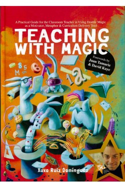 Xuxo Ruiz, Teaching with Magic