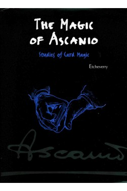 Arturo de Ascanio The Magic of Ascanio Volume 2 Card Magic