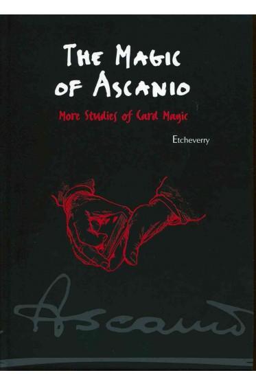 Arturo de Ascanio - The Magic of Ascanio. More Studies of Card Magic