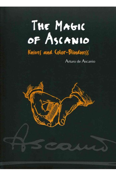 The Magic of Ascanio Volume 4 Knives and color-blindness