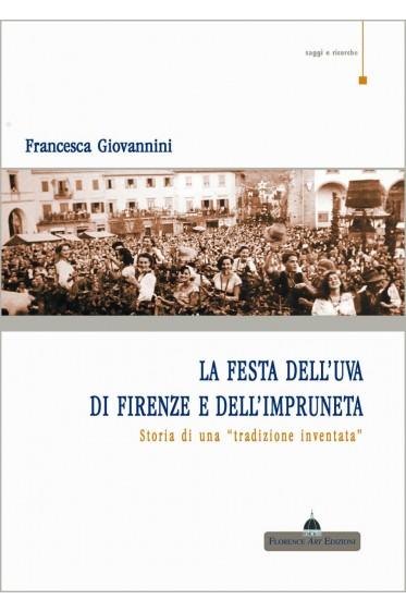 La festa dell'uva di Firenze e dell'Impruneta