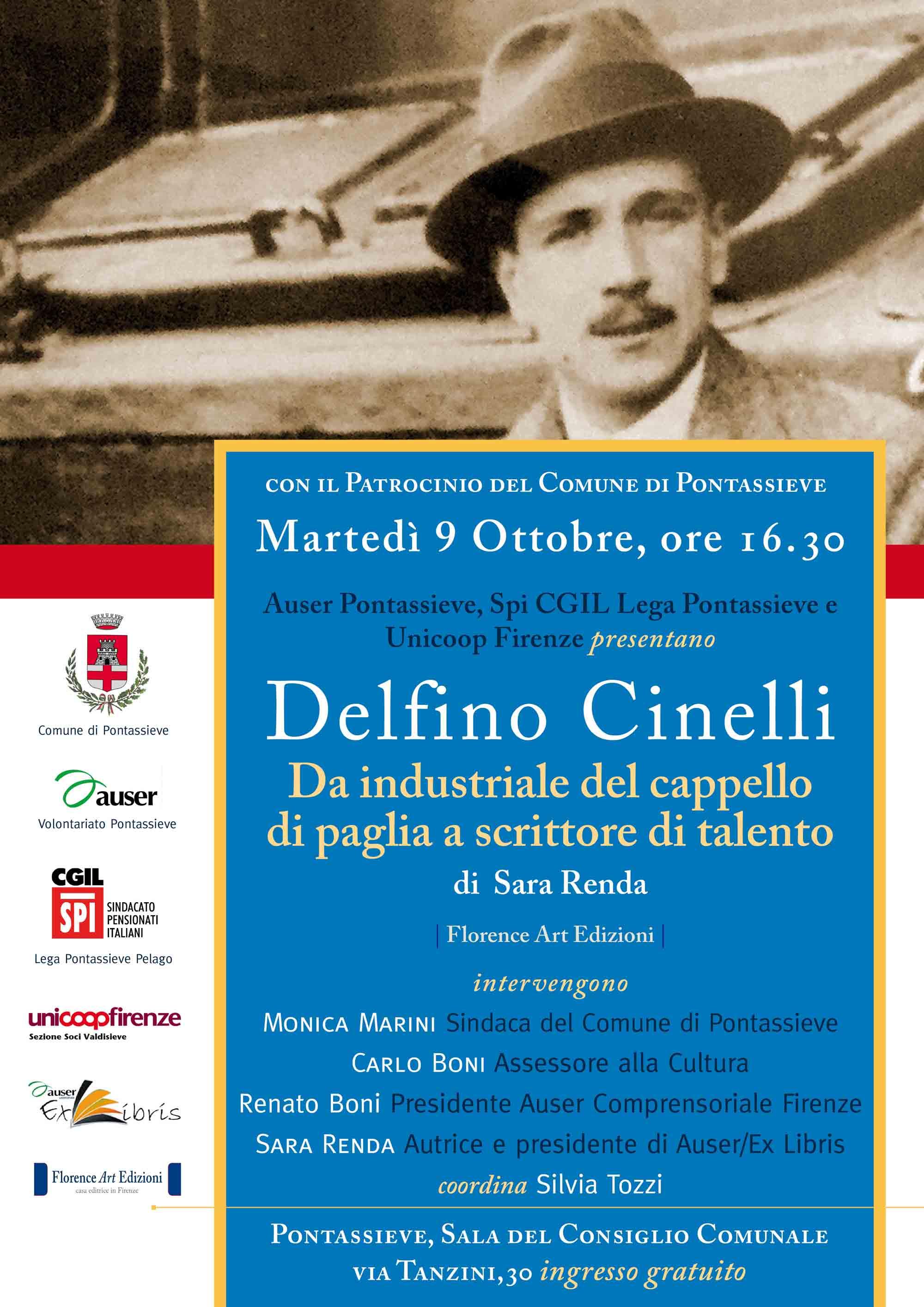 Presentazione Delfino Cinelli