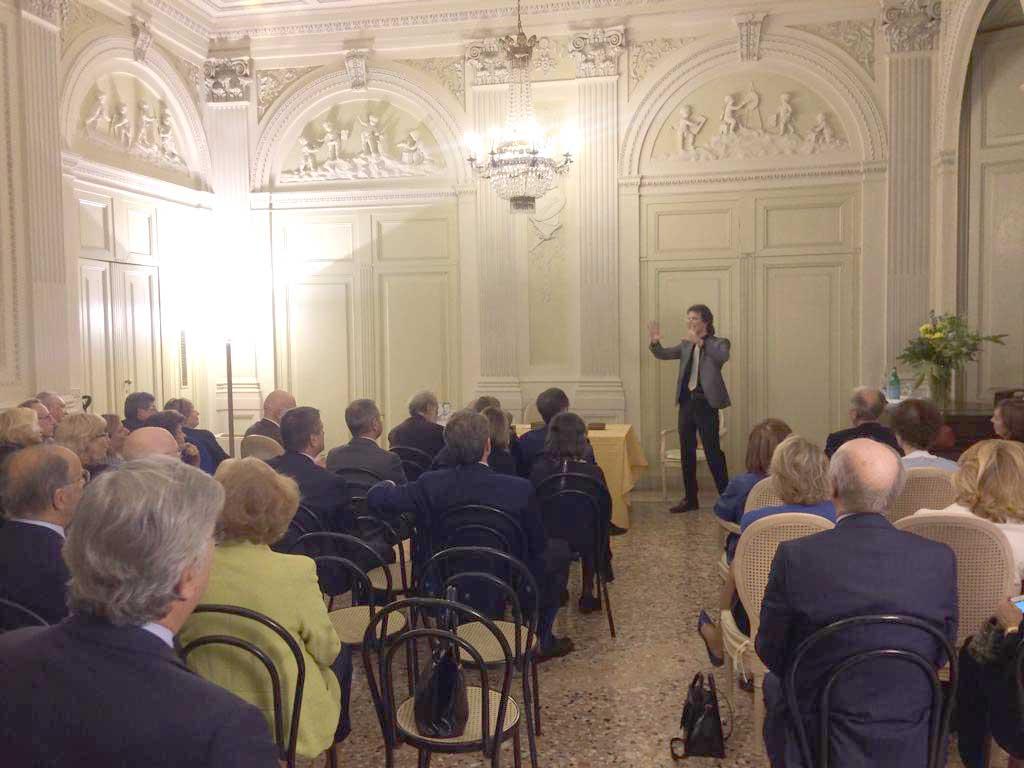 Brescia, presentazione del libro Bartolomeo Bosco di Alex Rusconi