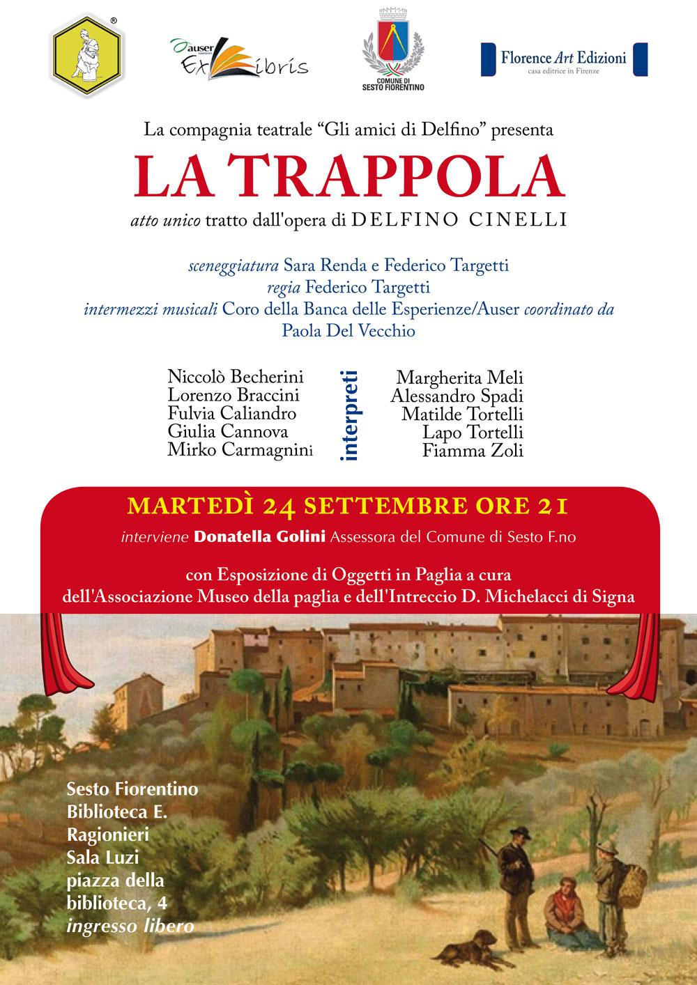 La Trappola Delfino Cinelli